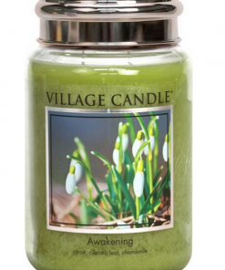 village-candle-awakening-large-jar