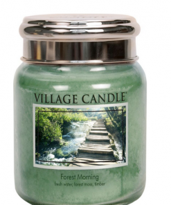 village-candle-forest-morning-medium-jar