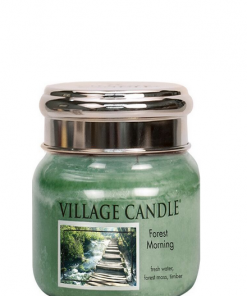 village-candle-forest-morning-small-jar