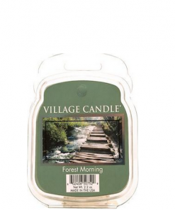 village-candle-forest-morning-wax-melt