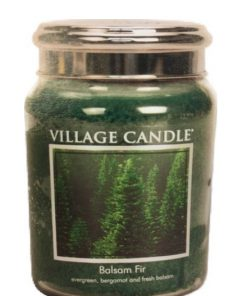 village-candle-balsam-fir-medium-jar