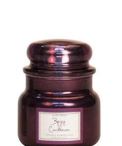 village-candle-berry-cardamom-small-jarr-metallic