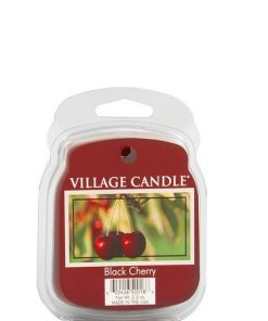 village-candle-black-cherry-wax-melt