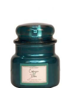 village-candle-cabana-bliss-small-jar-metallic