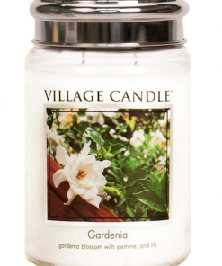 village-candle-gardenia-large-jar