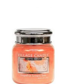 village-candle-grapefruit-turmeric-tonic-mini-jar
