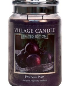 village-candle-patchouli-plum-large-jar