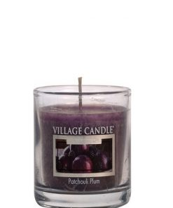 village-candle-patchouli-plum-votive