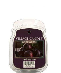village-candle-patchouli-plum-wax-melt