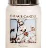 village-candle-pure-linen-large-jar