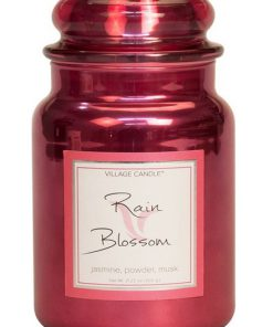 village-candle-rain-blossom-large-jar-metallic