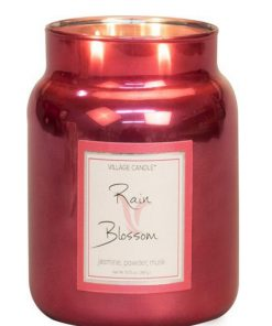 village-candle-rain-blossom-medium-jar