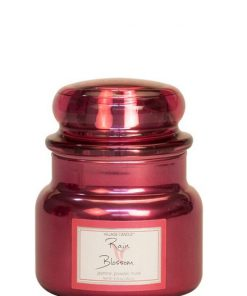 village-candle-rain-blossom-small-jar-metallic