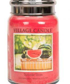 village-candle-summer-slices-large-jar