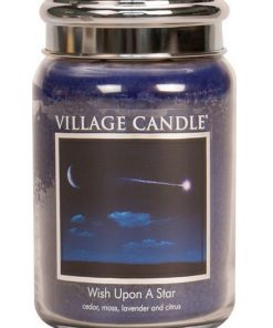 village-candle-wish-upon-a-star