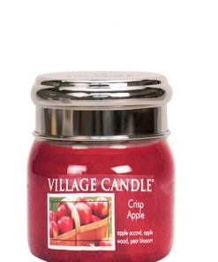 village-candle-crisp-apple-small-jar