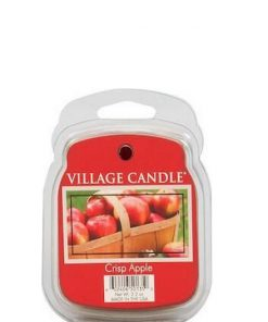 village-candle-crisp-apple-wax-melt