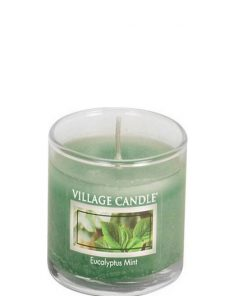 village-candle-eucalyptus-mint-votive