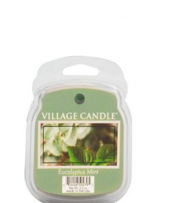 village-candle-eucalyptus-mint-wax-melt
