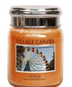village-candle-fall-festival-medium-jar