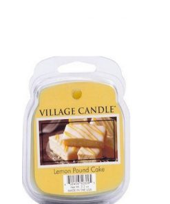 village-candle-lemon-pound-cake-wax-melt