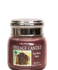 village-candle-acai-berry-tobac-small-jar