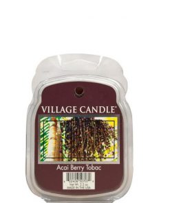 village-candle-acai-berry-tobac-wax-melt